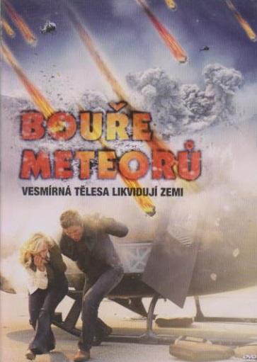 Bouře meteorů - DVD
