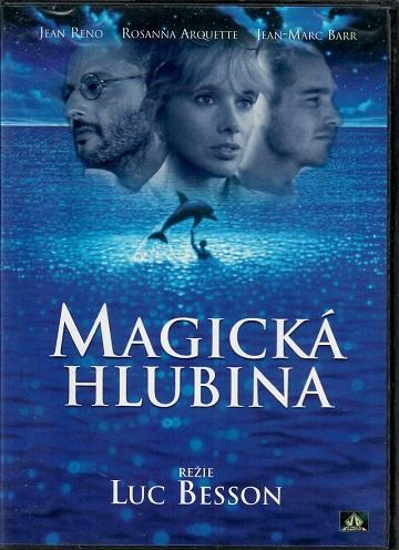 Magická hlubina ( plast ) - DVD