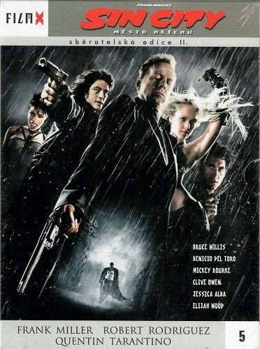 Sin City - Město hříchu ( digipack ) - DVD