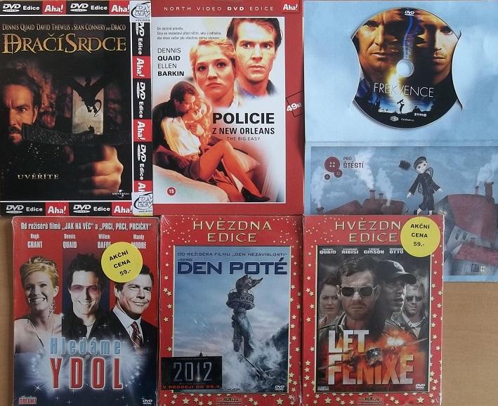Kolekce Dennis Quaid - DVD