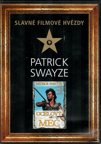 Ocelový meč ( slim ) - DVD