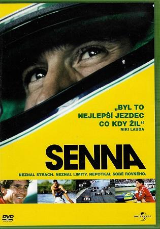 Senna ( plast ) DVD