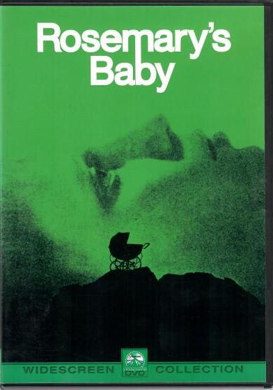 Rosemary´s Baby / Rosemary má děťátko -DVD ( v původním znění s CZ titulky)