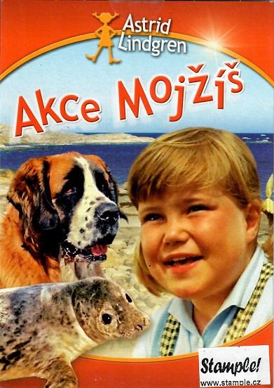 Akce Mojžíš - DVD