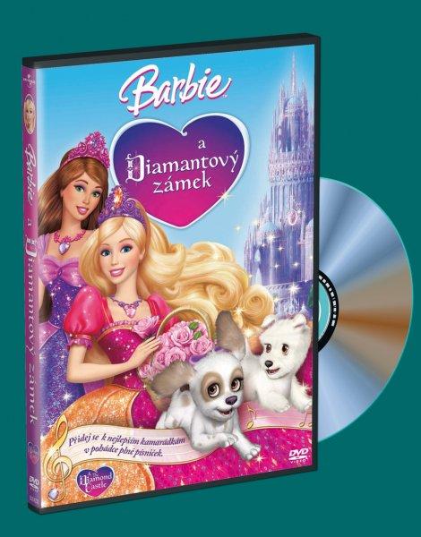 Barbie a Diamantový zámek - DVD