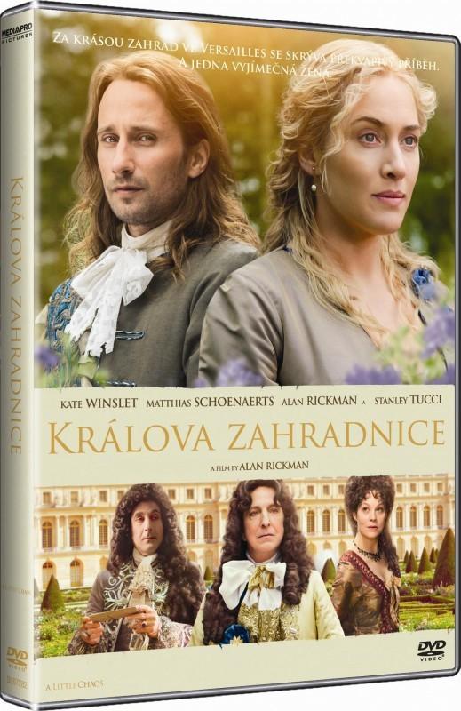 Králova zahradnice - DVD