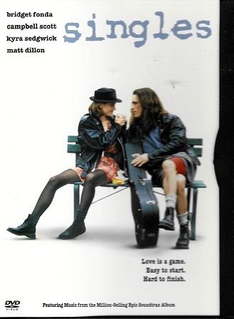 Singles / Mládí ( originální znění,titulky CZ ) DVD