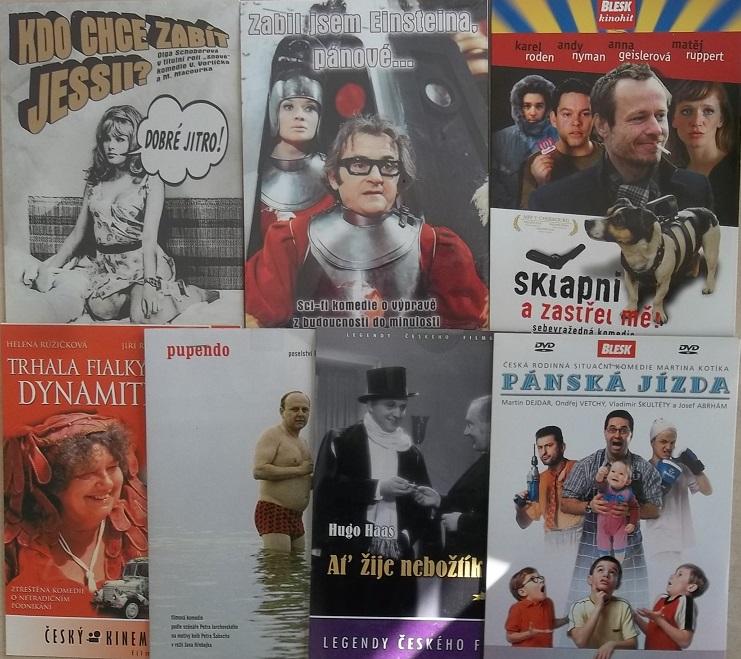 Kolekce českého humoru - DVD