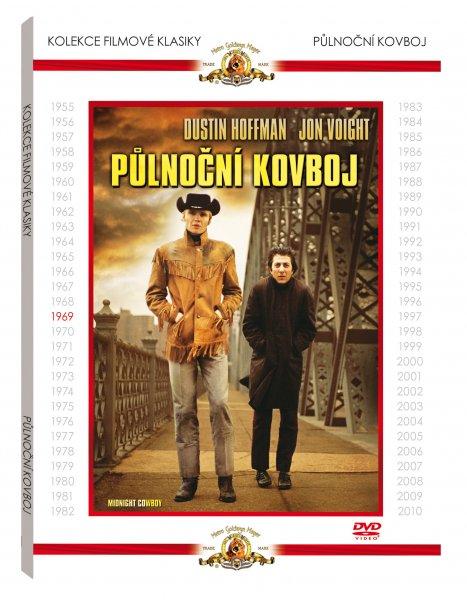 Půlnoční kovboj ( digipack ) - DVD