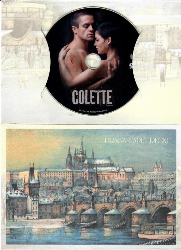 Colette - DVD - dárková obálka
