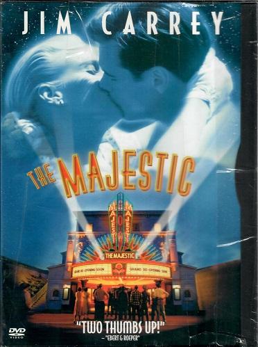 The Majestic ( originální znění, titulky CZ ) DVD
