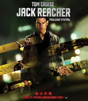 Jack Reacher: Poslední výstřel - DVD plast
