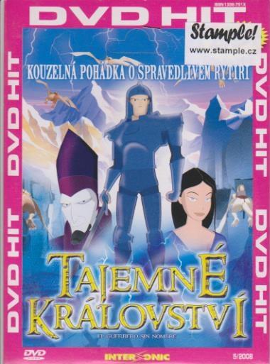 Tajemné království - DVD