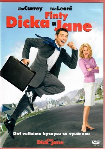 Finty Dicka a Jane ( Bazarové zboží ) - DVD plast/digipack