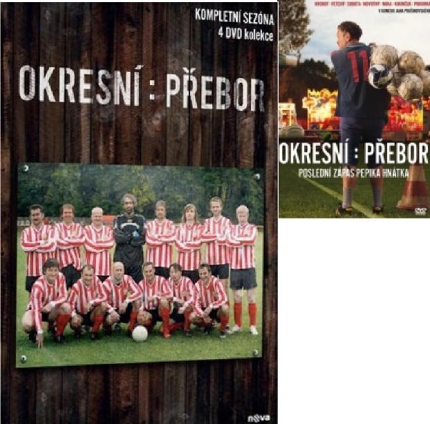 Kolekce Okresní přebor - DVD