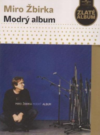 Miro Žbirka - Modrý album - CD