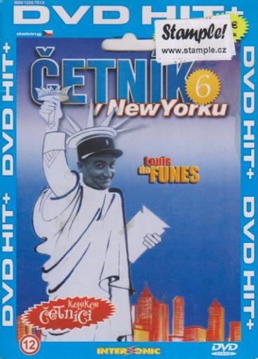 Četník v New Yorku - DVD