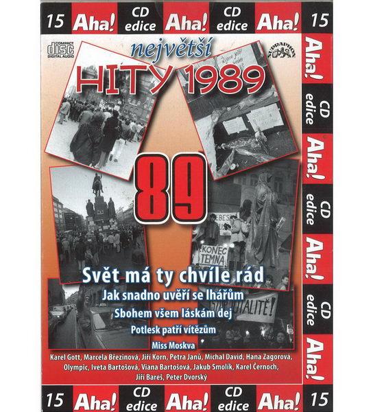 Největší Hity 1989 - CD