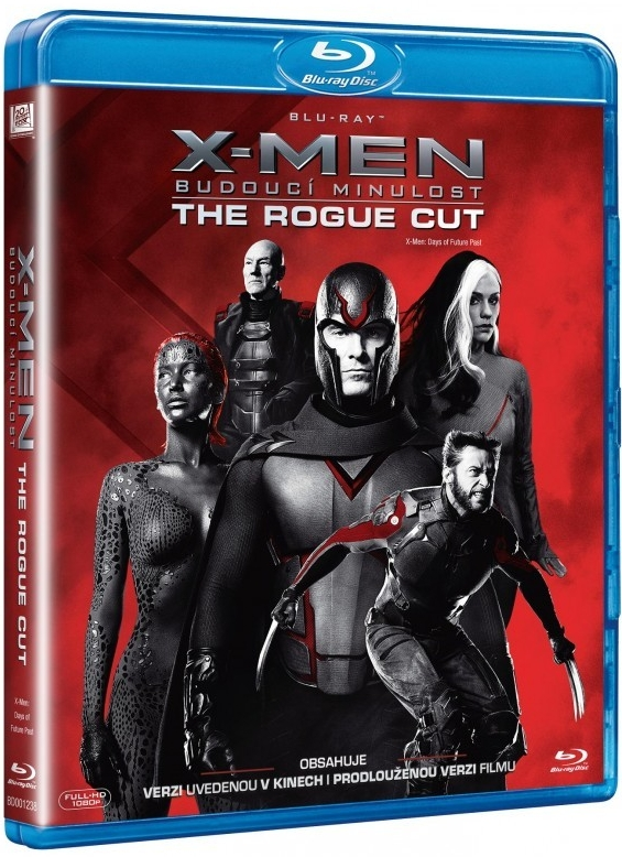 X-Men: Budoucí minulost ( Blu-ray )