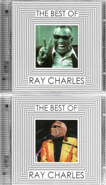 The best of Ray Charles - 2 CD