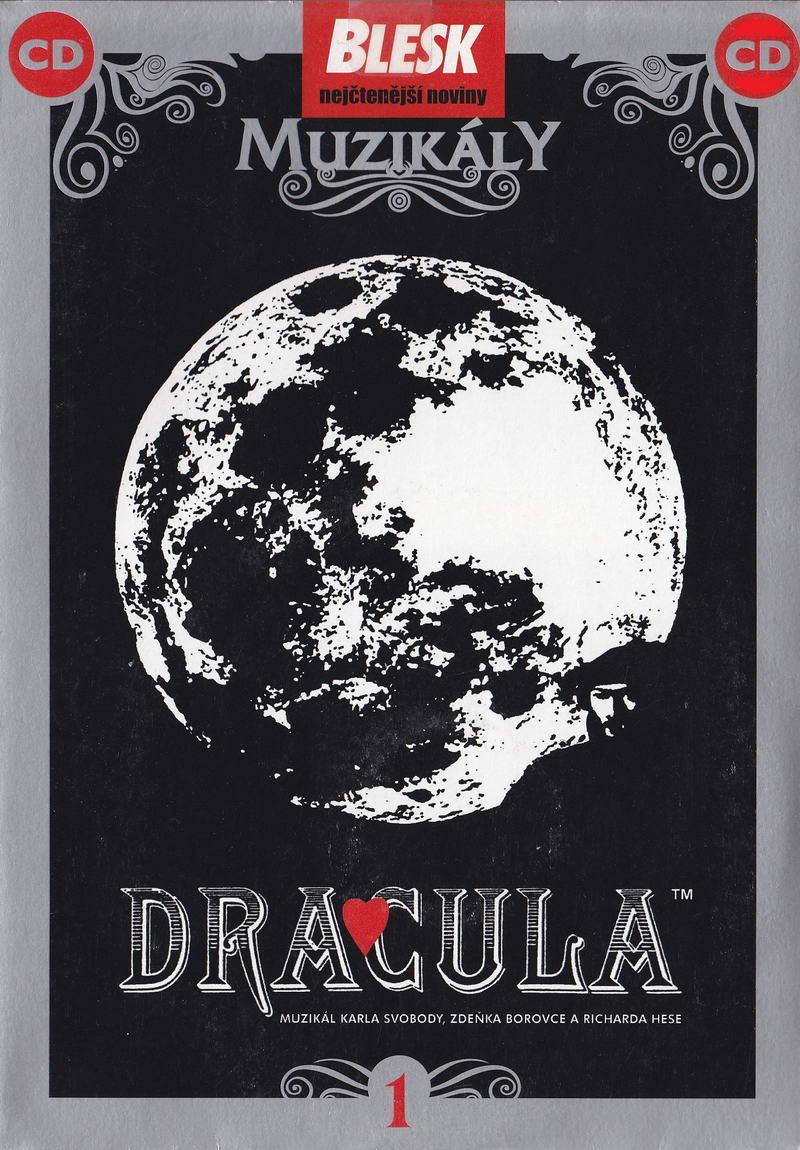 Dracula - muzikál  CD