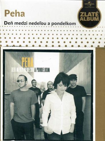 Peha - Deň medzi nedeľou a pondelkom ( Zlaté album papírový obal ) - CD
