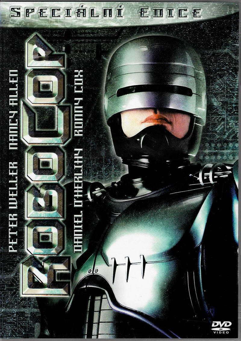 Robocop - DVD - plast