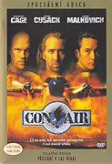 Con Air - DVD plast
