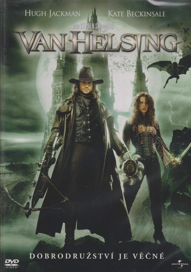 Van Helsing - DVD plast