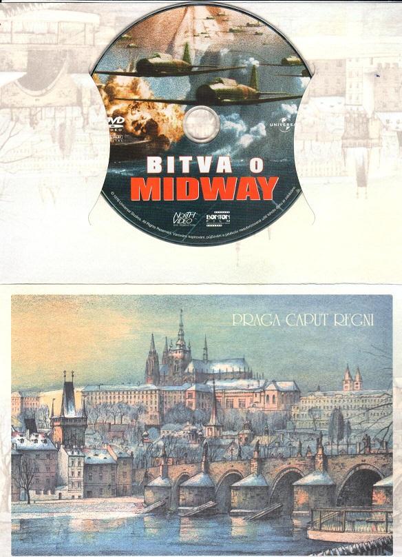 Bitva o Midway ( Papírový obal) DVD