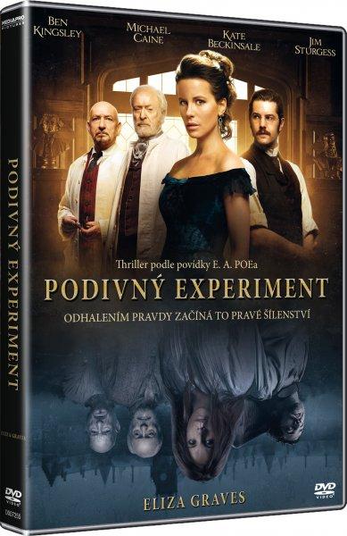 E.A.Poe: Podivný experiment - DVD