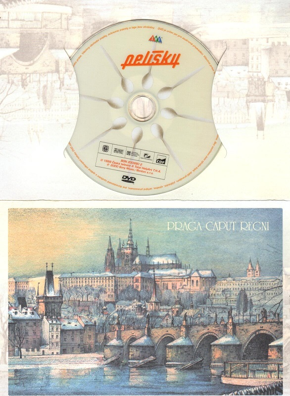 Pelíšky ( Dárkový obal) - DVD