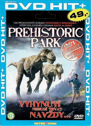 Prehistoric Park 1 ( pošetka ) - DVD
