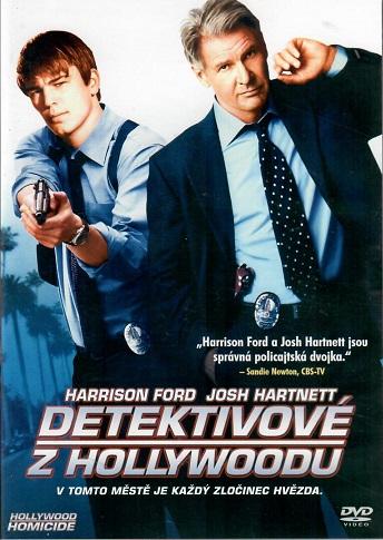 Detektivové z Hollywoodu - plast DVD