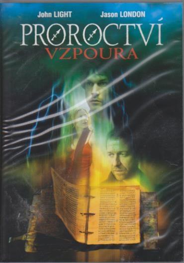 Proroctví: Vzpoura - DVD plast