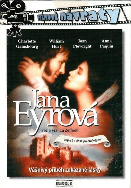 Jana Eyrová ( Papírový Obal) - DVD