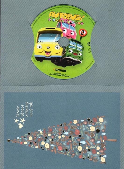 Autobusy v jednom kole 2 ( dárkový obal ) - DVD