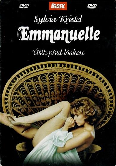 Emmanuelle - Útěk před láskou ( Papírový obal ) - DVD