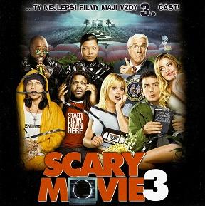Scary Movie 3 ( pošetka ) DVD