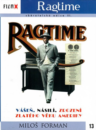 Ragtime - digipack DVD FilmX