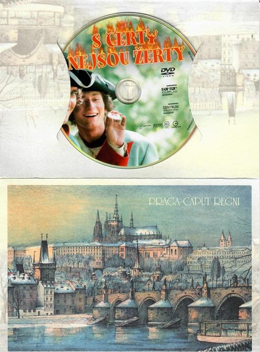 S čerty nejsou žerty ( Dárkový papírový obal ) - DVD