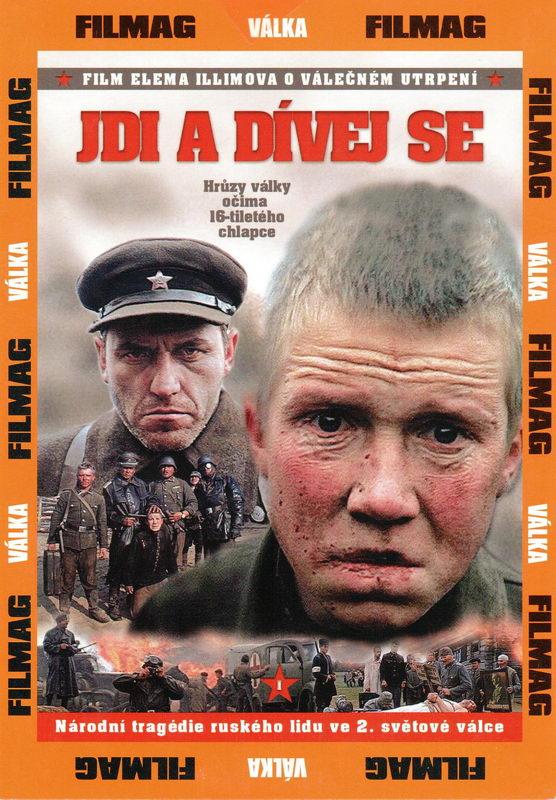 Jdi a dívej se 1 - DVD pošetka