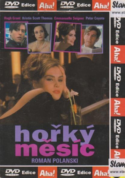 Hořký měsíc - DVD