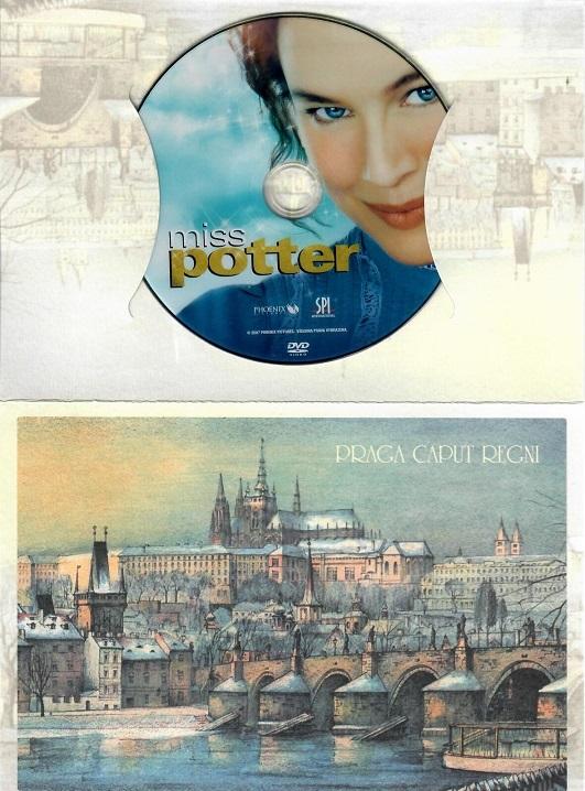 Miss Potter ( Dárkový papírový obal ) - DVD