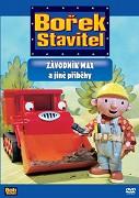 Bořek stavitel 7 - DVD Závodník Max a jiné příběhy ( bazarové zboží ) digipack DVD