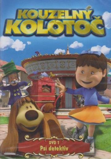 Kouzelný kolotoč - psí detektiv DVD 1