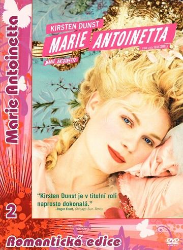 Marie Antoinetta - dárkový obal