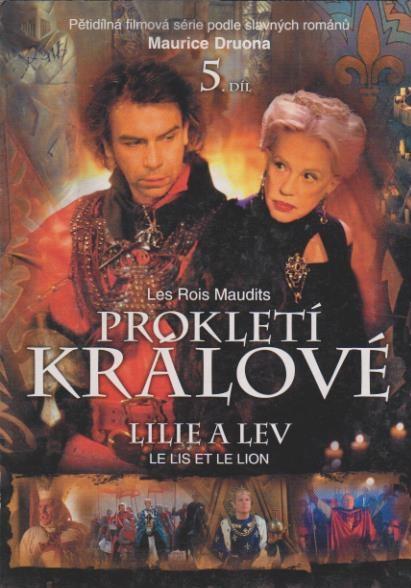 Prokletí králové 5 - DVD