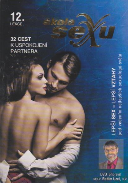 Škola sexu 12 - 32 cest k uspokojení - DVD