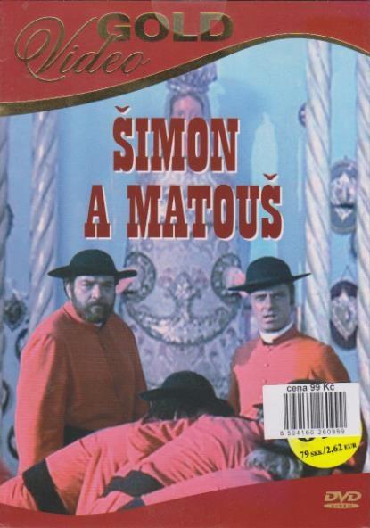 Šimon a Matouš - DVD